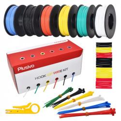 Plusivo Hookup Wire Kit (6...