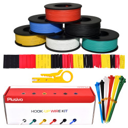 Plusivo 20AWG Hook up Wire...