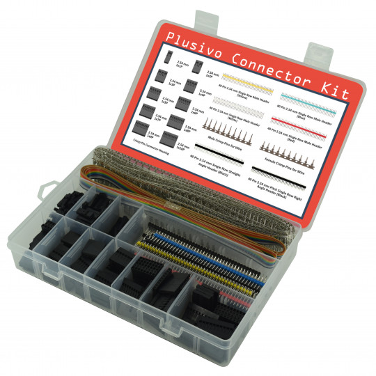 Plusivo Dupont Connector Kit