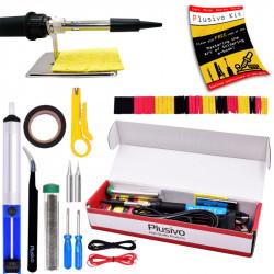 Plusivo Basic Soldering Kit...
